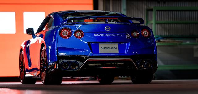 日産GT-R 50th Anniversary 50周年記念モデル