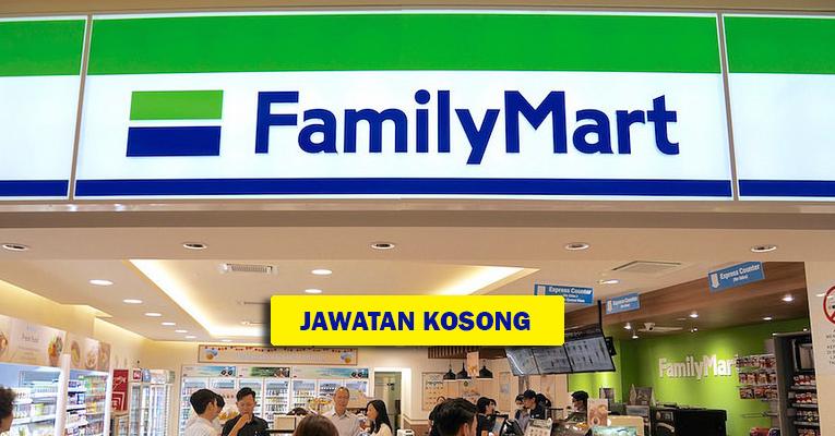 Jawatan Kosong di FamilyMart Malaysia