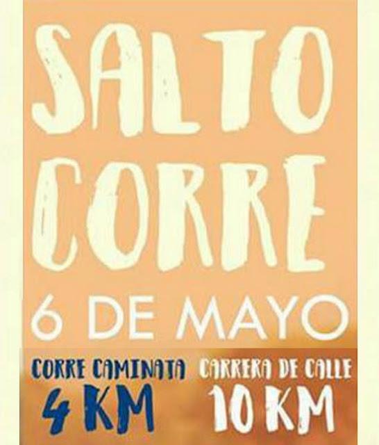 10k y 4k Salto corre (Salto - Uruguay, 06/may/2017)