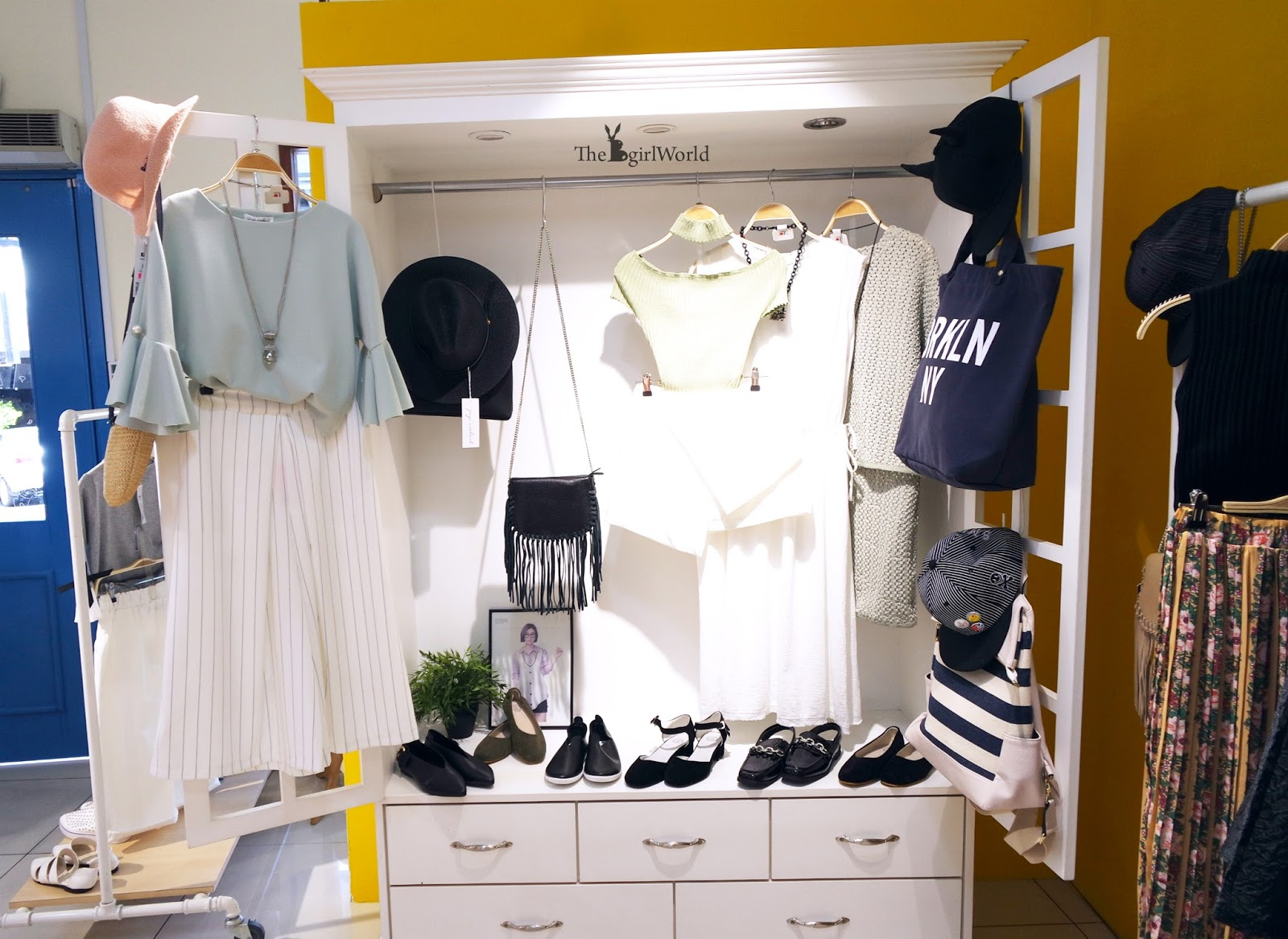 Overhaul your wardrobe with latest Korean trend at JORYA