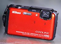 Jual Kamera Bekas Nikon Coolpix AW110