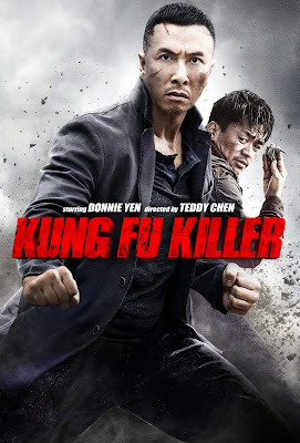 Kung Fu Killer [2014] [DVD R1] [Latino]