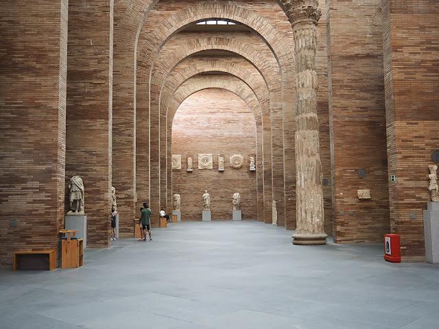 Il Museo Romano di Mérida