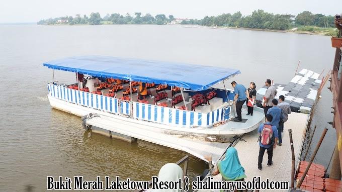 Pelayaran Tasik Sementara Menunggu Berbuka Puasa Menjadi Tarikan Di Bufet Ramadan Bukit Merah Laketown Resort