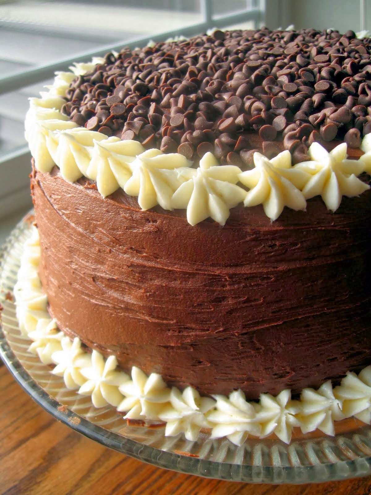 chocolate cake filling chocolate layer cake with cheese filling and 2821