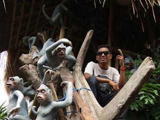 Inilah Tempat Wisata Rumah Pohon Di Bali