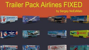 Aerodynamic Airlines Trailer Pack [Fix]