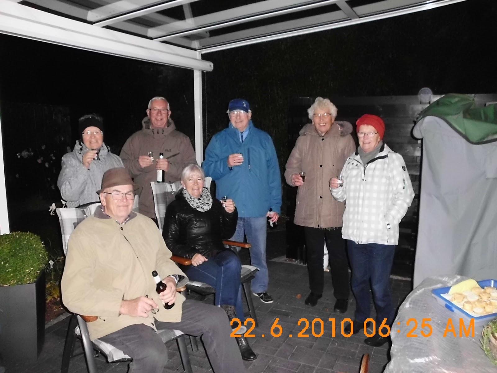 Shanty Chor Kellenhusenostsee Eike Und Klaus Hatten Am 25