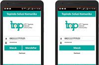 Aplikasi Transaksi Pulsa Topindo Pulsa Murah Topindo Solusi Komunika