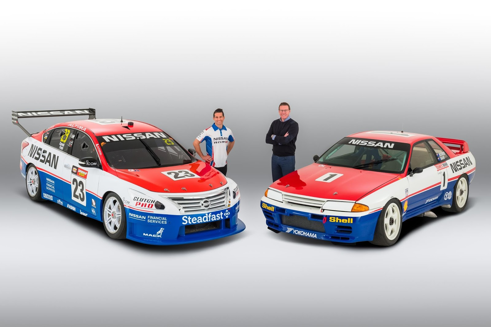 Nissan Celebrates 25 Years Since Historic Bathurst 1000