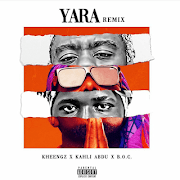 "DOWNLOAD MP3: Kheengz Ft. Khali Abdul & Boc Madaki - ""Yara"" Remix"