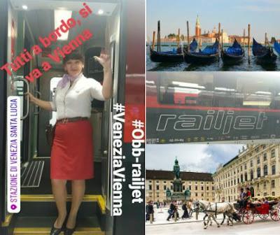 Viaggio inaugurale Railjet
