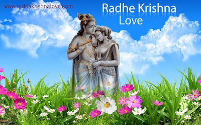 Radha Krishna Status Love