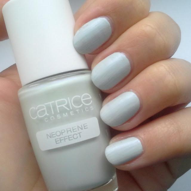 Catrice Bold Softness LE Nail Polish in C01 VoluMINTous