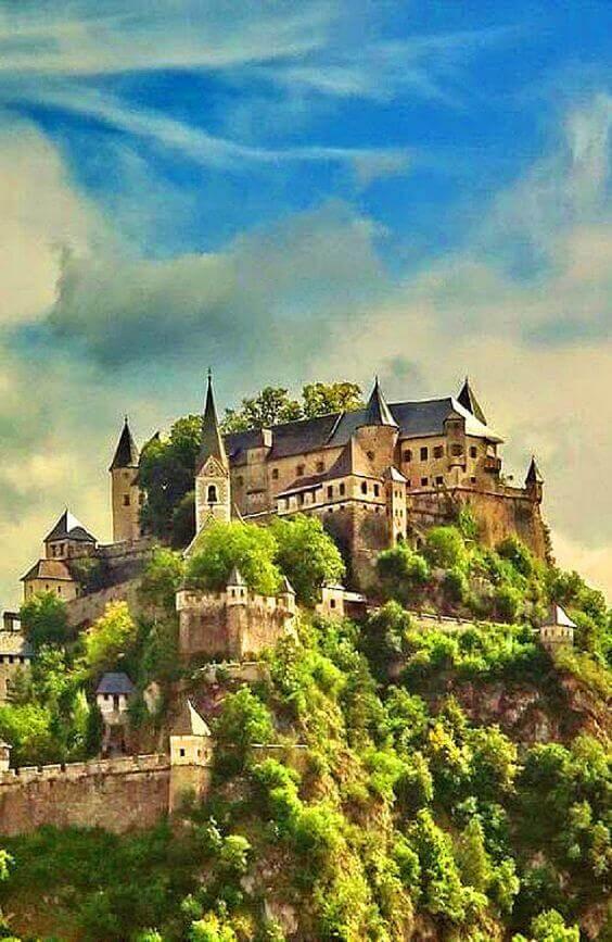 Burg Hochosterwitz, Austria