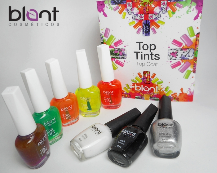 Blant Colors - Top Tints