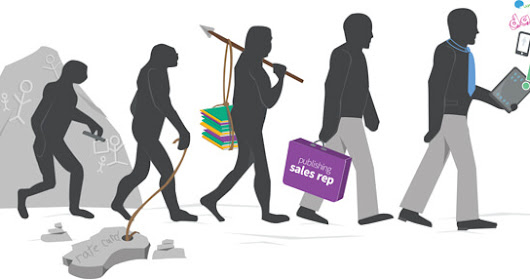 The Evolution of Sales (by Nathaniel Taylor)