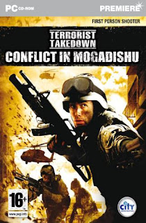 Terrorist Takedown Conflict In Mogadishu (PC) 2008