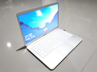 Samsung Notebook 9 Always NT900X3N-K38D Seken Mulus Like New