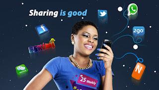 Mtn social media bundles and tarrifs