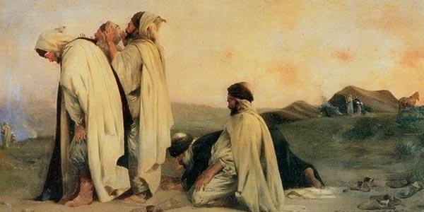 Empat Orang Khusus dari Umat Nabi Muhammad