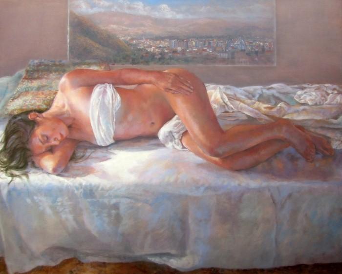 Remy Daza Рохас. Современный художник из Боливии 5