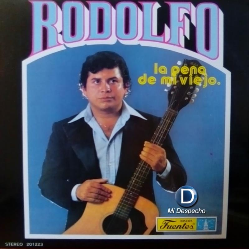 Rodolfo Aicardi La Pena De Mi Viejo Frontal