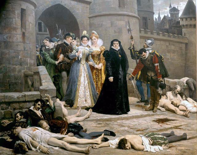 24 Αυγούστου 1572: Η Νύχτα του Αγίου Βαρθολομαίου - Πώς βγήκε η φράση