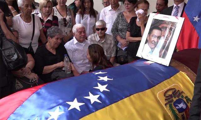 Régimen no permite que el cuerpo de Fernando Albán pueda ser llevado a Estados Unidos junto a su familia