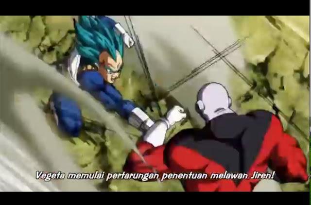 Dragon Ball Super Episode 122 Subtitle Indonesia