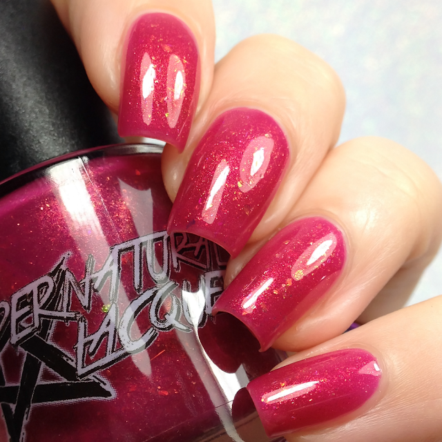Supernatural Lacquer-Essence of Life