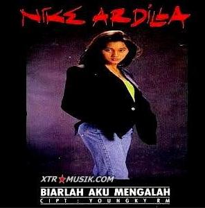 Download Lagu Mp3 Nike Ardila Full Album Biarlah Aku Mengalah (1993) Lengkap