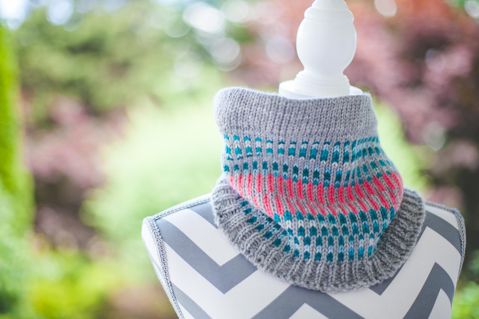 Loom Knit Cowl Pattern Free Loom Knitting By This Moment Is Good