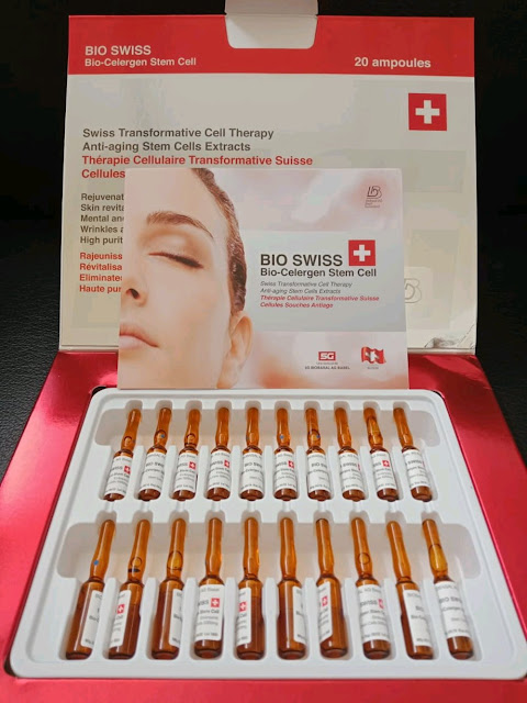 Bio Swiss Celergen Stem Cell Suntik Awet Muda
