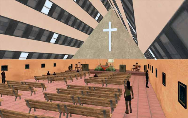 curch interior mod gta sa android