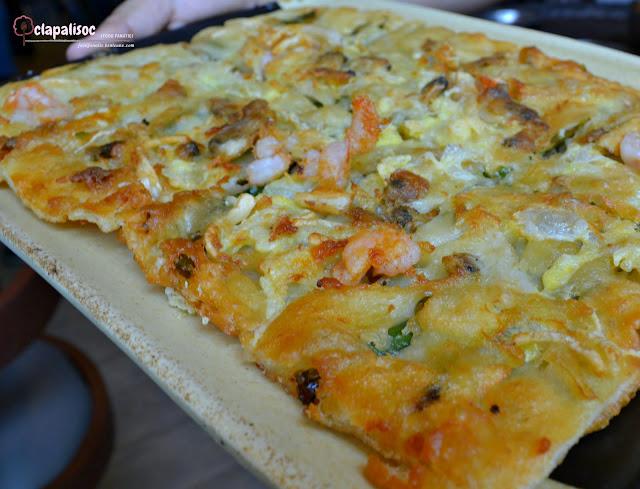 Korean Pancake from Soban K-Town Grill