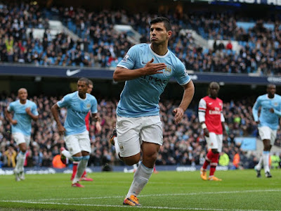 Manchester City empata contra el Stoke City 0 a 0