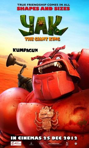 Vua Khổng Lồ Yak