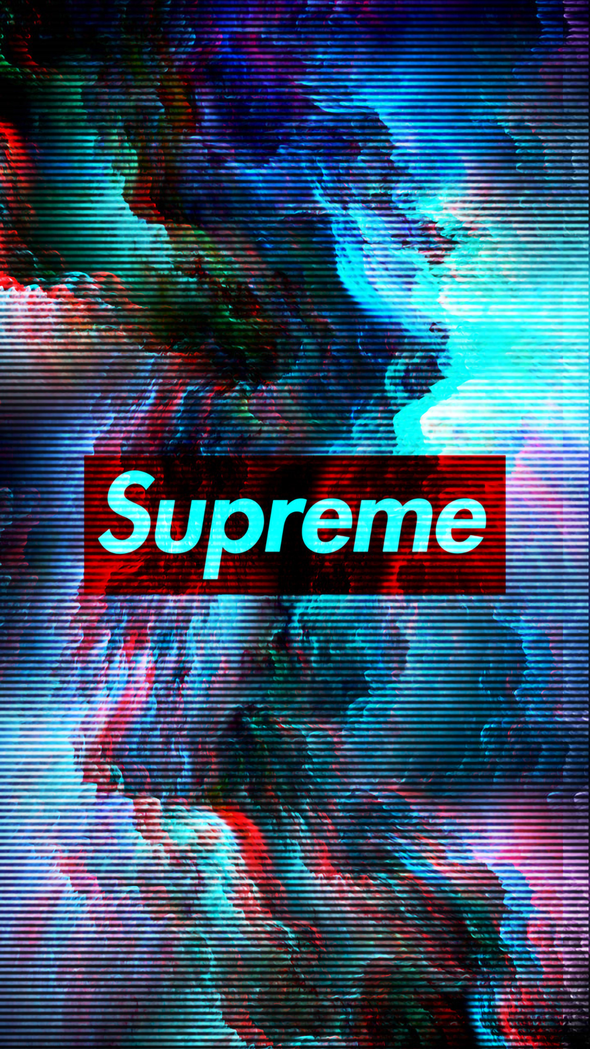 Supreme Wallpaper Collection For Mobile