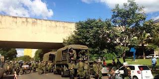 Temer revoga decreto autorizando emprego das Forças Armadas