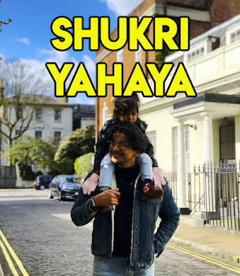 Biodata Shukri Yahaya Pelakon Drama Rindu Awak Separuh Nyawa (2021)