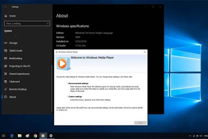 Microsoft Membuat Perubahan Pada Windows Media Player Di Sistem Windows 7