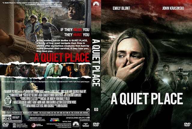 A Quiet Place DVD Cover