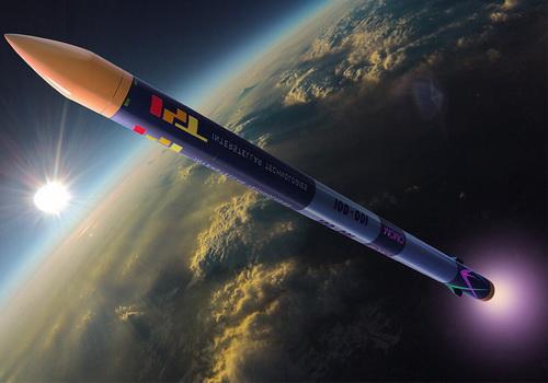Tinuku Interstellar Technologies launched Momo rocket