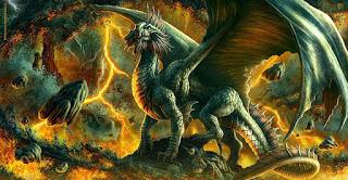 Dragón Verde Dragón del Bosque
