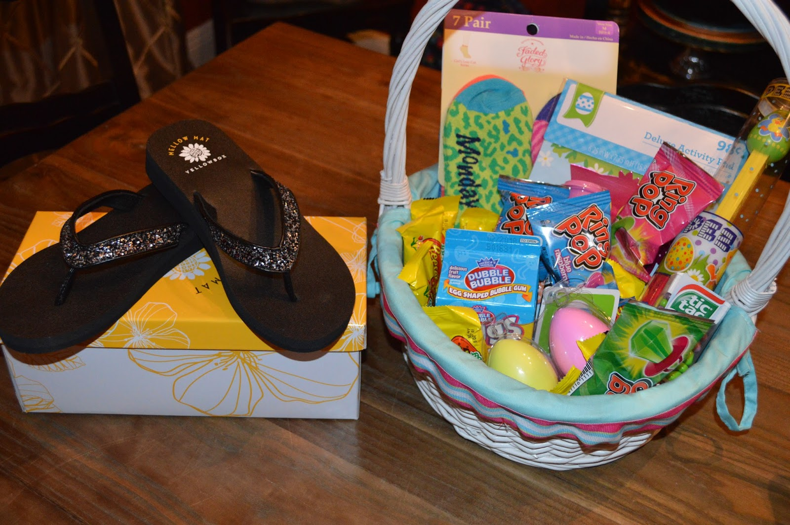 The Calvert Family Easter