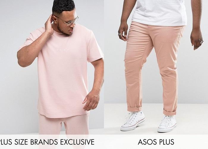 508035fb4c0f Tons pasteis em roupas plus size também nunca vi. Alô marcas, vamos  providenciar?