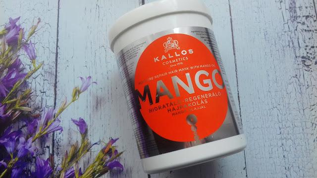 Kallos mango - tropikalna przyjemność dla włosów