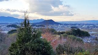 人文研究見聞録:甘樫丘(味橿丘) [奈良県]
