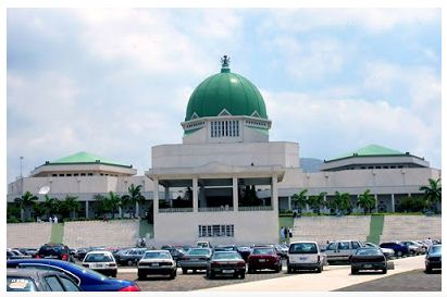 A Senior legislative Aide Collapses, Dies At National Assembly Entrance